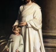 christ et l'enfant - Bloch
