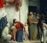 les enfants du christ - Bloch